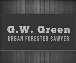 G.W. Green Urban Forester Website Designed by Curtis Smeltzer Graphic Design