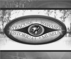 Syracuse-Wawasee Historical Museum Website Designed by Curtis Smeltzer Graphic Design